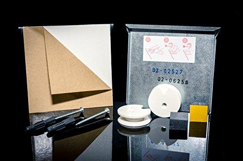 halterung wand bilder befestigung spiegel halter safefix08 set wandspiegelhalter alu dibond. Black Bedroom Furniture Sets. Home Design Ideas