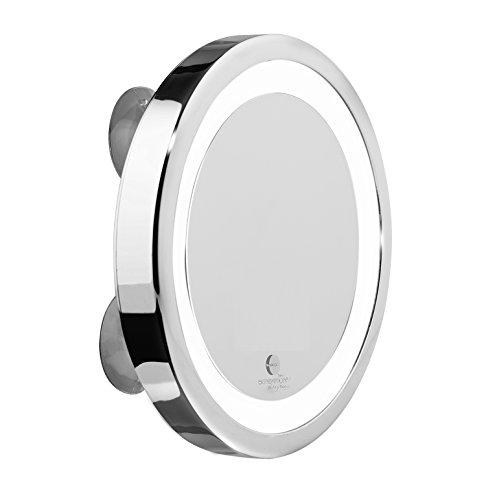 macom 211 kosmetikspiegel solar sensation hell beleuchtet zum schminken vergr erungsspiegel. Black Bedroom Furniture Sets. Home Design Ideas