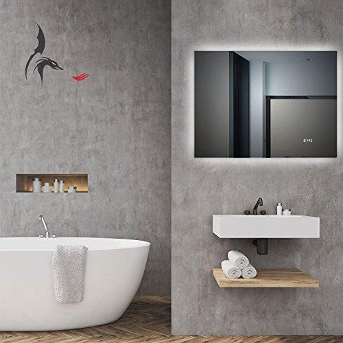 top aktion weihnachten badezimmer spiegel beleuchtet mit. Black Bedroom Furniture Sets. Home Design Ideas
