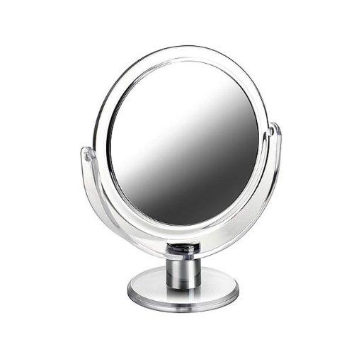 acryl standspiegel kosmetex mit 10 fach vergr erung spiegel kosmetik spiegel mit 2 seiten von. Black Bedroom Furniture Sets. Home Design Ideas