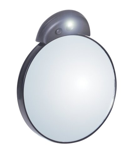 Tweezerman Tweezermate 10 X Lighted Mirror Beleuchteter