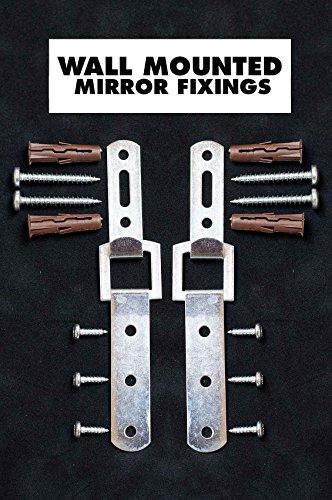 Schwere Spiegel Befestigungen Haken Riemen F 252 R Ein