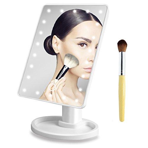 Make up spiegel bad spiegel tisch make up spiegel 22 for Spiegel mit bildschirm