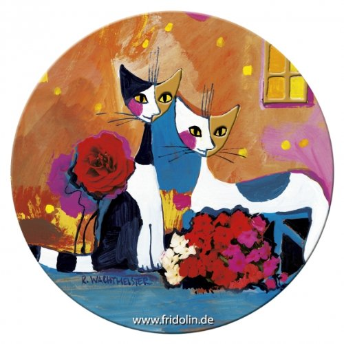 Katzen Taschenspiegel Rosina Wachtmeister Congratulation