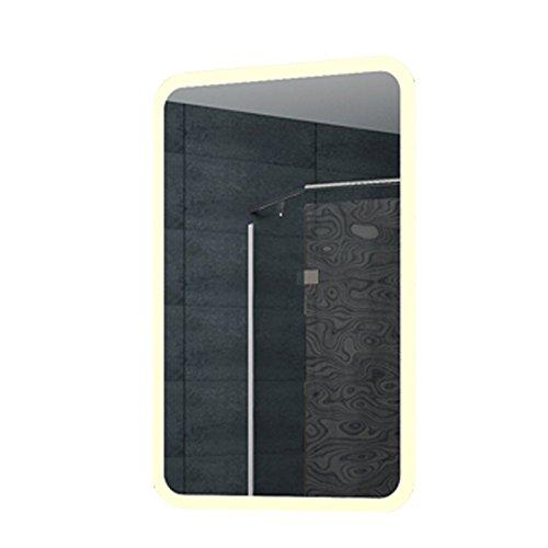 Led Design Lichtspiegel Badspiegel Wandspiegel: Lux-aqua Design LED Badezimmerspiegel Lichtspiegel