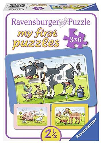 Top 10 Kinderpuzzle ab 2 Jahren - Klassische Puzzles ...